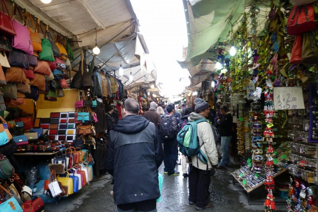 Mercado de San Lorenzo, Florencia