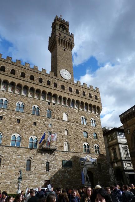 Palacio Vecchio, Florencia