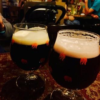 cervezas Delirium tremens, Bruselas