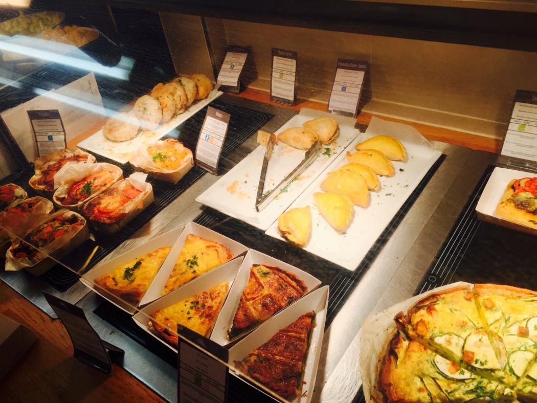Restaurantes Exki, comer en Bruselas