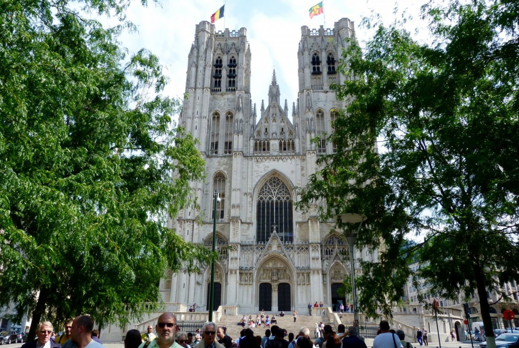 Catedral de Bruselas