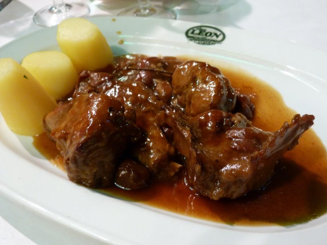 Platos típicos belgas. Comer en Bruselas