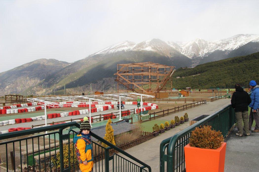 Naturlandia, Andorra
