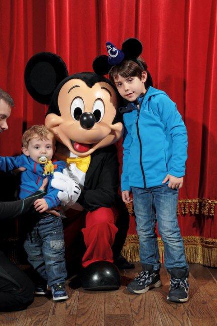 Disneyland paris con tu bebé, la lupa viajera