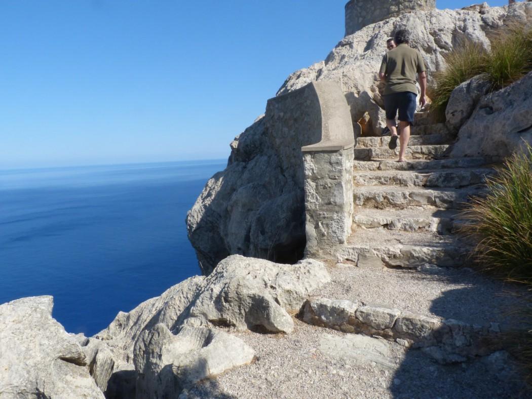 Mirador dels Colomer, Mallorca.